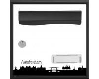 Boîte aux lettres Stylis Ombre Amsterdam