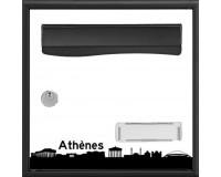 Boîte aux lettres Stylis Ombre Athènes
