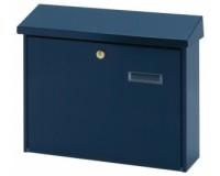 Boîte aux lettres Amsterdam, Bleu