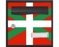 Boîte aux lettres Stylis Pays basque
