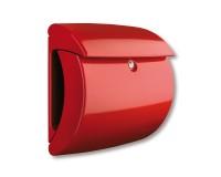 Boîte aux lettres PIANO, Rouge