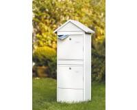 Boîte aux lettres Jumbo 942, Blanche