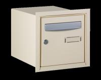 Cadre Profil pour boîte aux lettres R-box, Probox, Masterbox ou Oceanis, Beige