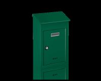 Boîte aux lettres Campagne PM, Vert