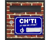 Boîte aux lettres Stylis Ch'ti