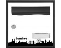 Boîte aux lettres Stylis Ombre Londres