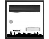 Boîte aux lettres Stylis Ombre Madrid