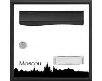 Boîte aux lettres Stylis Ombre Moscou