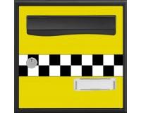 Boîte aux lettres Stylis Taxi