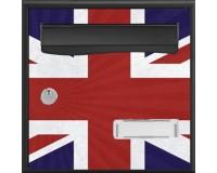Boîte aux lettres Stylis Union Jack