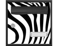 Boîte aux lettres Stylis Zebre