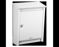 Boîte aux lettres B110, Blanc