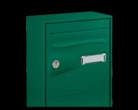 Boîte aux lettres Citadis, Vert