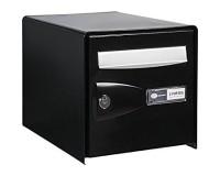 Boîte aux lettres double face Probox, Noir