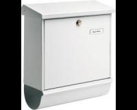 Boîte aux lettres Comfort-Set 91300, Blanche