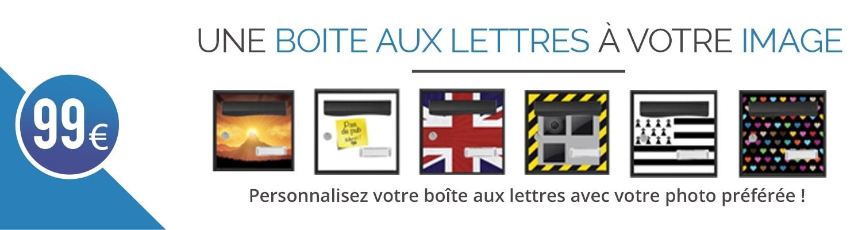 Personnalisezvotre boite aux lettres